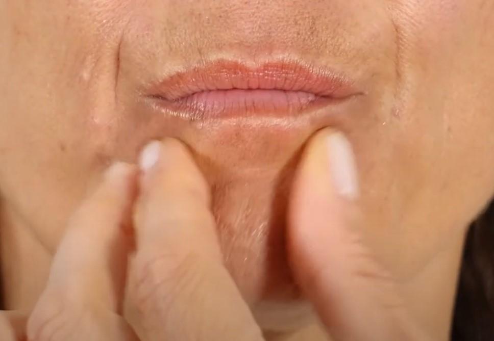 masaje drenante para la cara