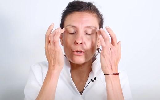 reflexologia facial paso a paso