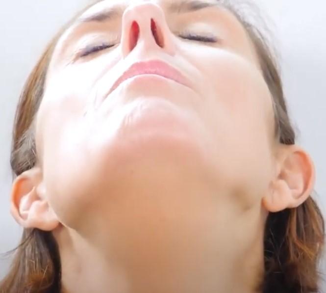 yoga facial anti arrugas