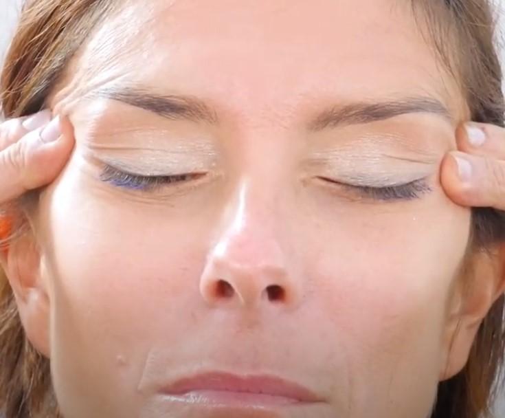 yoga facial anti aging